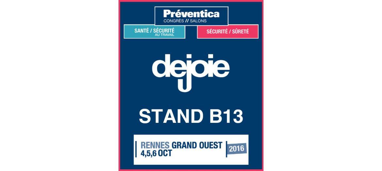 DEJOIE - stand B13